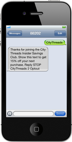 affordable text message marketing services